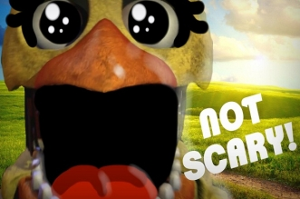 Five Nights At Freddy's Not Scary