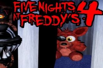 FNAF 4 no download - Play FNaF
