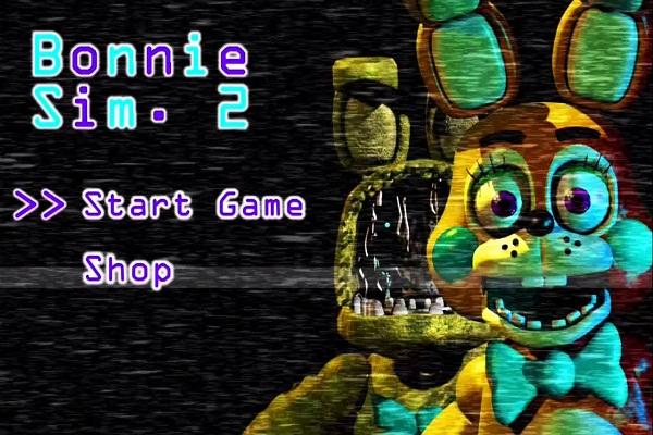 Bonnie Simulator 2 - Play FNaF