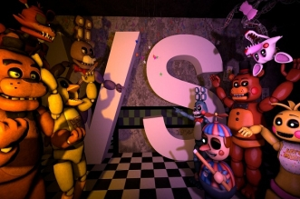 Five Funky Night's at Freddy's 2