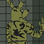 Five Nights at Springtrap's (A Five Nights at Freddy's 3 Animation)