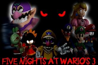 Five Nights at Wario's 3