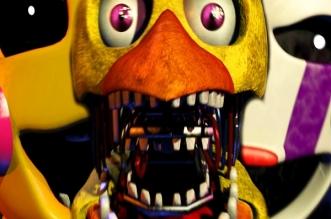 Dlive Animated | FIVE NIGHTS AT FREDDY'S 2 | Hi Freddy!