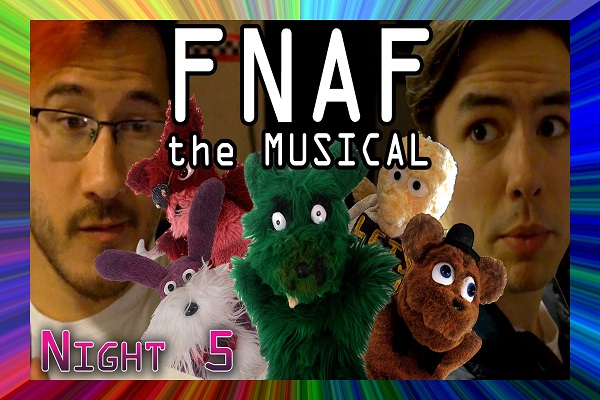 Five Nights at Freddy's: The Musical - Night 4
