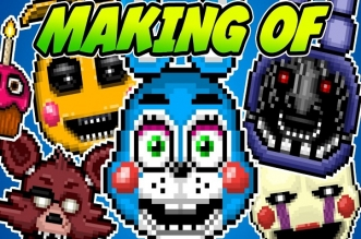 Five Nights at Freddy's - Pixel Edition