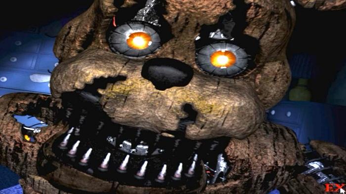Five Nights at Freddy's 4: Custom Night