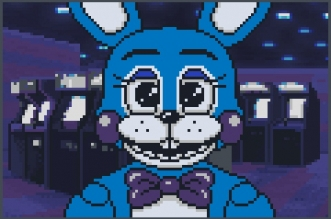 Five Nights at Freddy's 2 - Pixel Edition