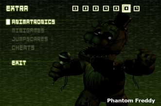 Five Nights at Phantom Freddy's 1