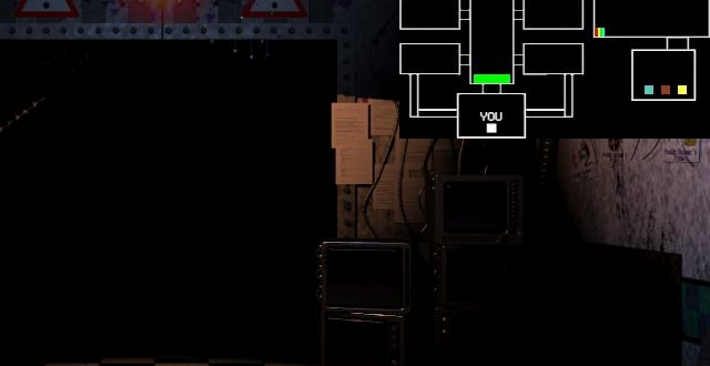 Five Golden Nights at Golden Freddy's 1
