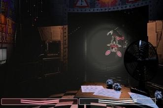 Five Nights At Ear's (FNAF3 Mod)