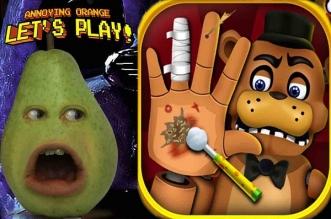 Five Nights at Angry Grandpa's (Five Nights at Freddy's Parody)