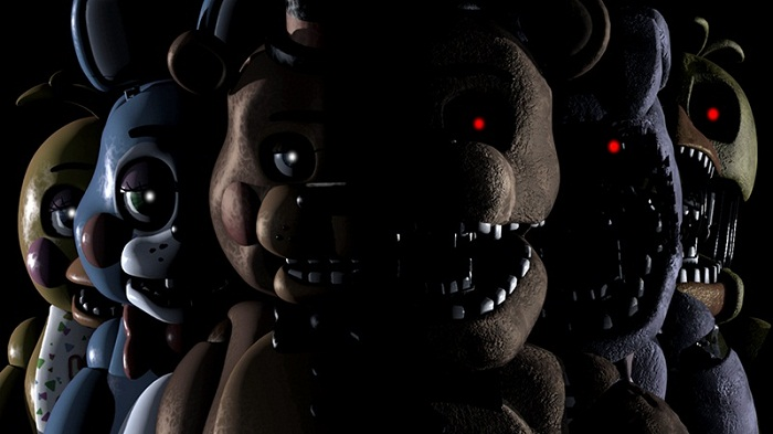 Five Dank Nights at Freddy's