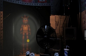 Five Nights At Freddy's: Forgotten-TROLL GAME!