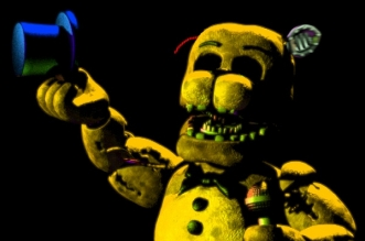 Five nights at Golden Freddy's (by Levkir)