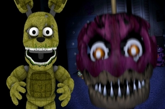 "Five Nights At Freddy's:The Return 3 ""Revenge"""