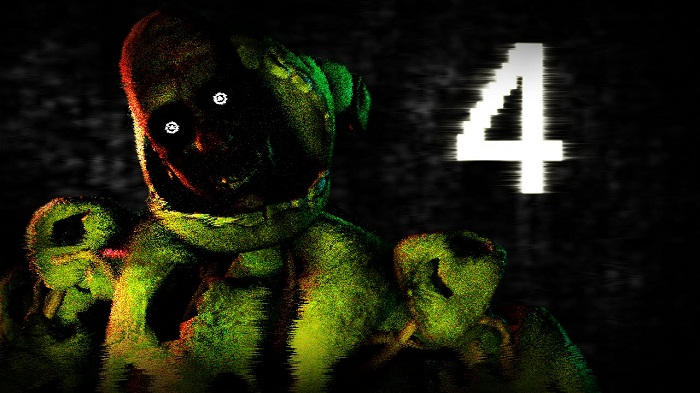 Five Nights At FAN MADE Freddy's 4 - Fan Made 2 (Reupload)