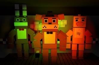 Five Nights At Freddycraft