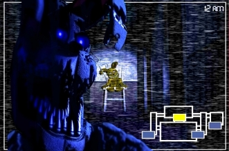 Five Nights at Freddy's 4 : Cameras Edition