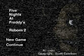 Five Nights at Freddy's Reborn 2