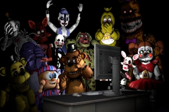 Five Nights on the Internet