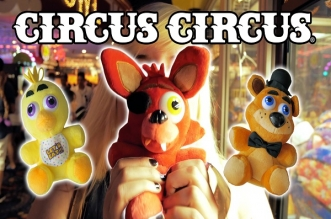 Five Nights At Freddy's Circus