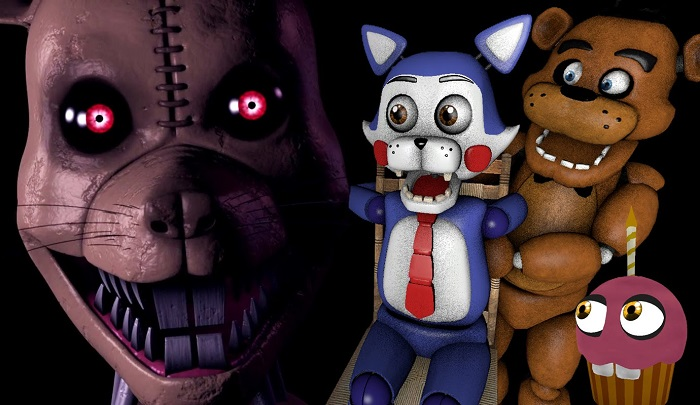 Download FNAF And Candy's (Demo)
