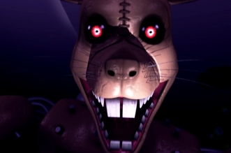 Five Nights At Freddy's and Candy's (Demo)