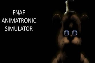 Five Nights at Freddy's Animatronic Simulator