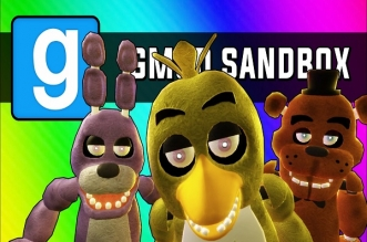 Five nights at garry's