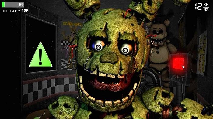Freddy's Re-opening fan-game