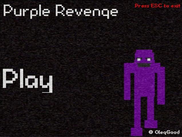 Purple Revenge